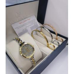 Lavina watch set for women