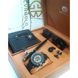 Calvin Polo brand men's watch set 3