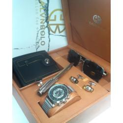 Calvin Polo brand men's watch set 7
