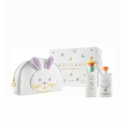 Bvlgari Petits A Mammans Set Eau De Toilette For Kids 100 ml + Body Lotion 75 ml + Bag