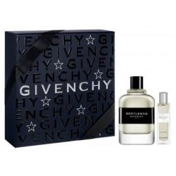Givenchy Gentleman White Perfume Set EDT 100 ml + sample 10 ml