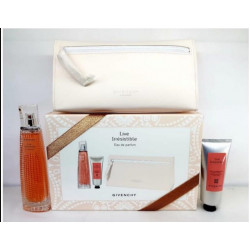 Givenchy Live Arrestable Perfume Gift Set 75ml + Bag + Body Lotion