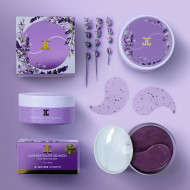 Eye Patches Gel Lavender Tea from Gaejeon