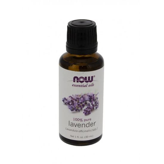 Now Lavender Essential Oil - 30 ml