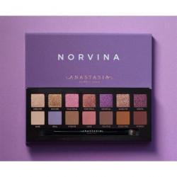 New Anastasia Norfina Shadow Palette