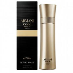 Armani Code Absolu Gold Man Eau De Parfum 110ml