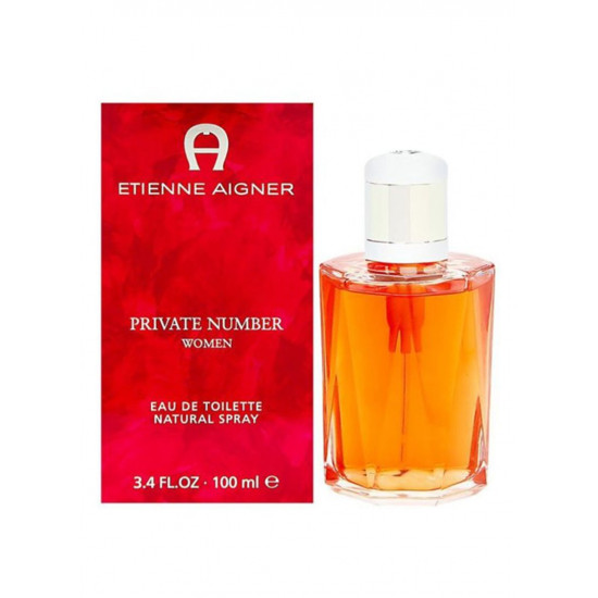 AIGNER Private number for women 100 ml